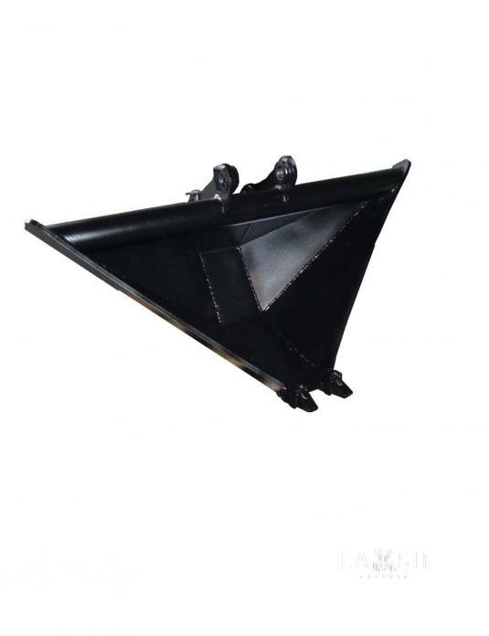 CAZO TRAPEZOIDAL MIXTA 1500X800X150 2 DIENTES.